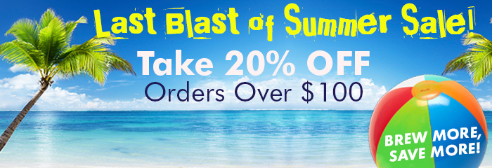 Save 20% on Orders Over $100