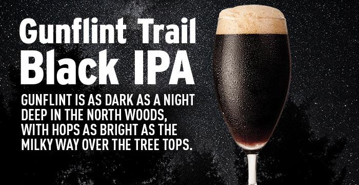 Gunflint Trail Black IPA Recipe Kit