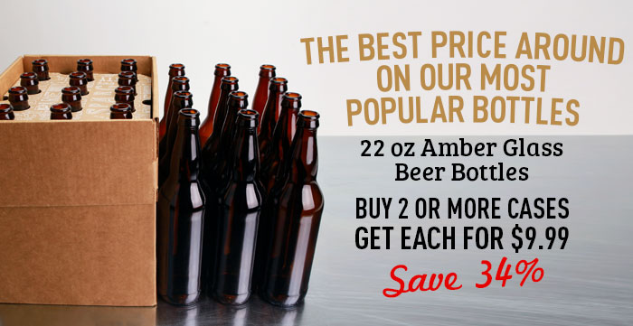 Beer Bottles for $9.99