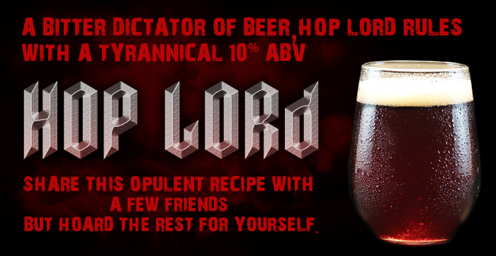 Hop Lord Imperial IPA Kit