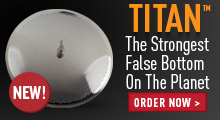 Titan Universal False Bottom