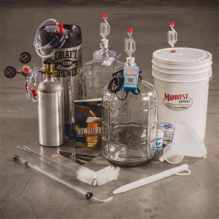 Brewing Starter Plus Kit