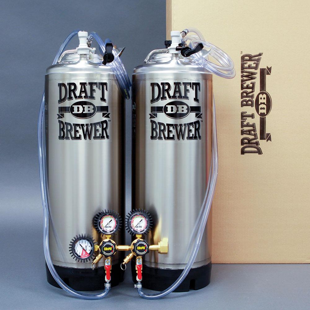 Draft Brewer® Flex Keg System