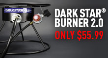 Dark Star Burner