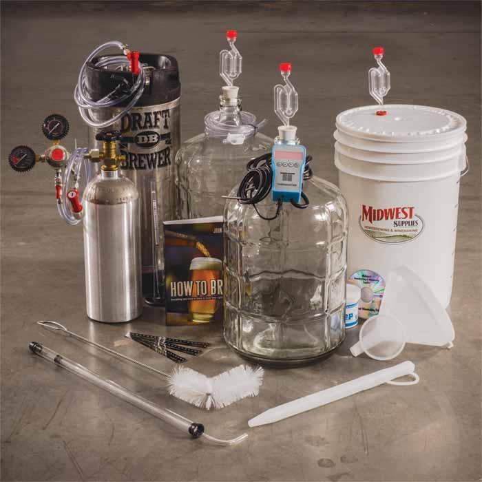Brewing Starter Plus Kit